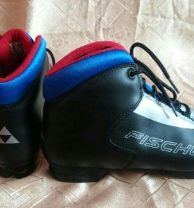 Ботинки лыжные FISCHER 🎿
