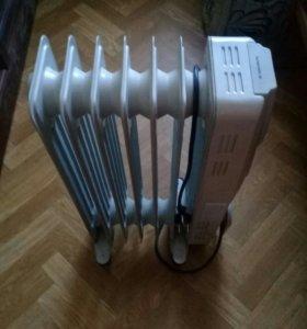 Маслянный радиатор 7 секций
