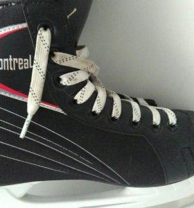 Коньки хоккейные Montreal Nordway