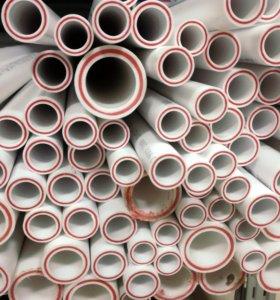 Труба армированная стекловолокном