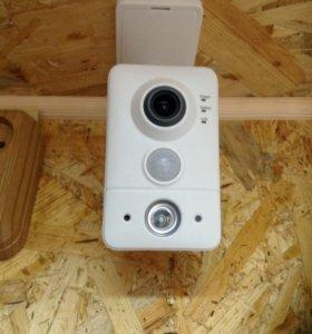 ip камера с sd и микрофоном.