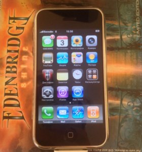 Раритет Iphone 2G 8gb(первый айфон)