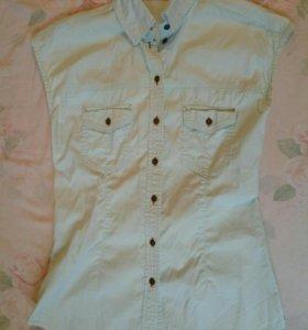 Рубашка удлиненная Kira Plastinina