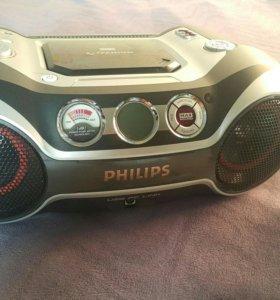Бумбокс Philips az 2538