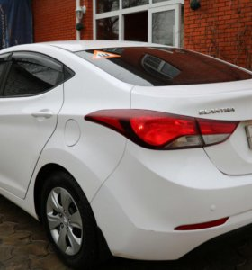Hyundai Elantra, 2014