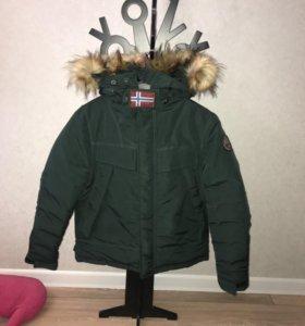Парка мужская куртка зимняя