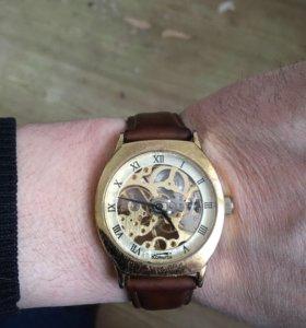 Часы мужские механические «комета» торг