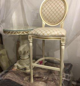 Барный стул в ткани под ваш интерьер
