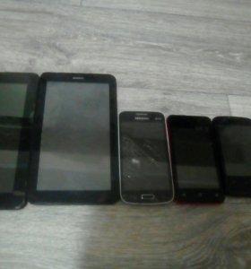 Продам телефоны на запчати