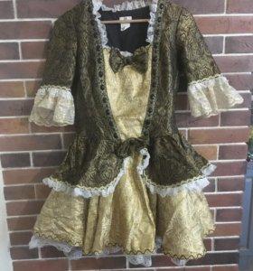 Карнавальное платье.