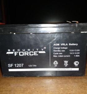 Аккамулятор (Force)