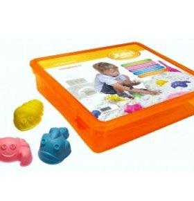 Контейнер для игры с кинетическим песком