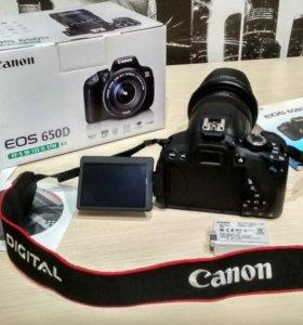 Canon 650D 18-135 f3.5-5.6 STM