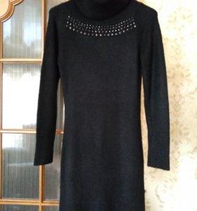 Платье тёплое р. 44-48