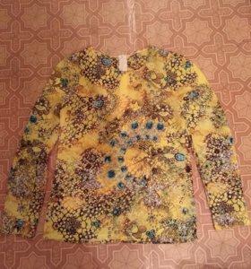 Блузка, кофточки, юбка, платье
