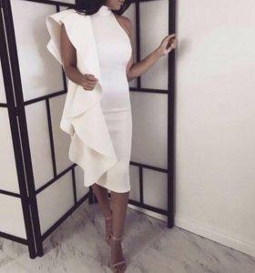 Дизайнерское платье Loulouthebrand