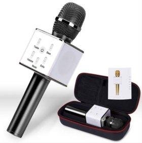 Беспроводной караоке-микрофон Q7
