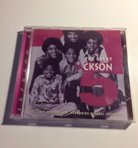 Диск The Great Jackson 5