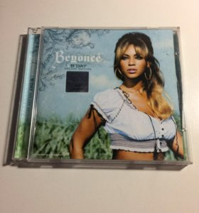 Диск Beyoncé B'Day Deluxe Edition