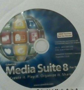 Media Suite 8