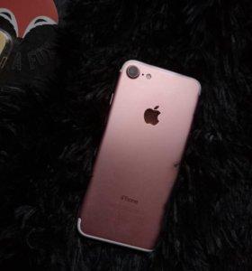 iPhone 7 128 gb rose gold