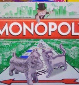 Монополия( Monopoly)-настольная игра