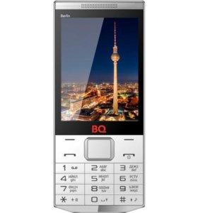 Телефон BQ 2 сим