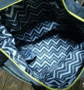 Новая спортивная сумка в упаковке