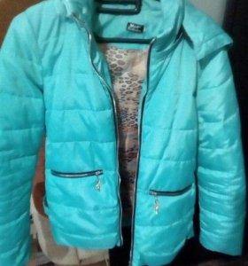 Молодёжные куртки (2 шт.)