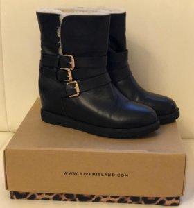 Обувь; Ботинки/Сапоги (зимние; с мехом)