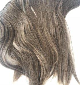 Трессы, волосы