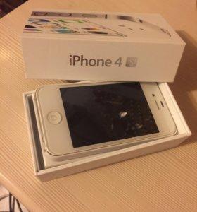 Телефон Iphone 4s 8 Г