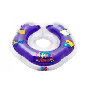 Круг для купания Флиппер 0+
