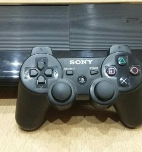 SONY PlayStation 3 Super Slim (20 Gb) память 465Gb