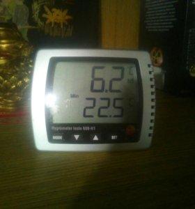Термогигрометр Testo 608-H1 обмен на телефон