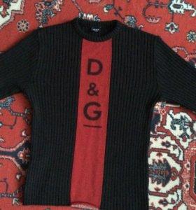 Кофта D&G
