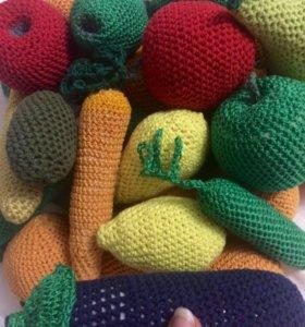 Новые фрукты 🍉 ручной работы