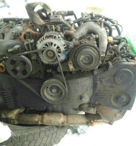 Двигатель субару ej206