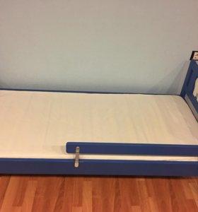 Кровать детская ИКЕА (с матрасом)