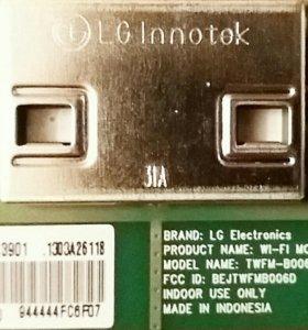 Модуль WI-FI на LG 47LA644V-ZA