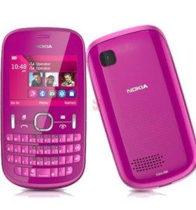 Телефон Nokia Asha 200