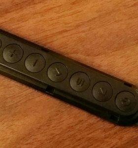 Блок кнопок на LG 47LA644V-ZA