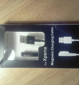 For Xperia Magnetic Charging Cable
