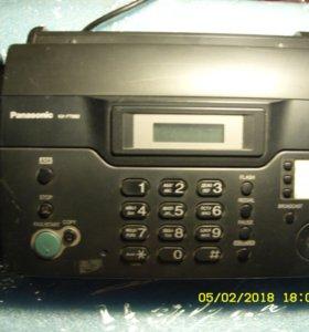 Факсимильный аппарат Panasonik kx-ft932ru