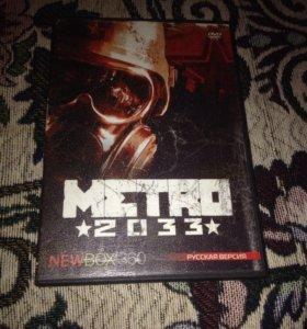 Метро 2033 на икс бокс 360