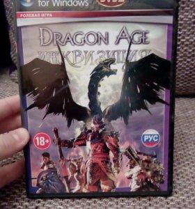 Диск Dragon Age Инквизиция