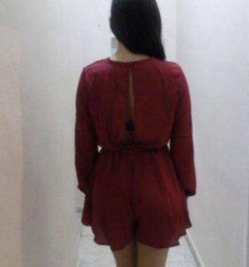 Платье-комбинезон