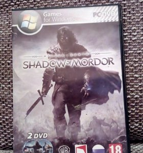 Диск Middle-Earth Shadow of Mordor