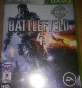 Battlefield 4 для xbox 360