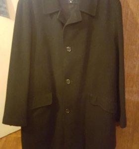 Новое пальто мужское CANALI
